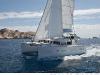 Lagoon400-Sailing