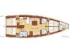 croatia_yacht_charter_beneteau_oceanis_54_layout